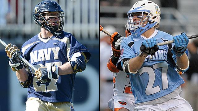 Navy vs. #11 Johns Hopkins