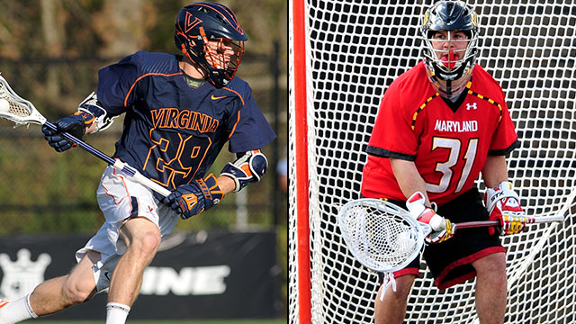 #4 Virginia vs. #1 Maryland (Semifinal #1): 2013 ACC Men's Lacrosse Championship