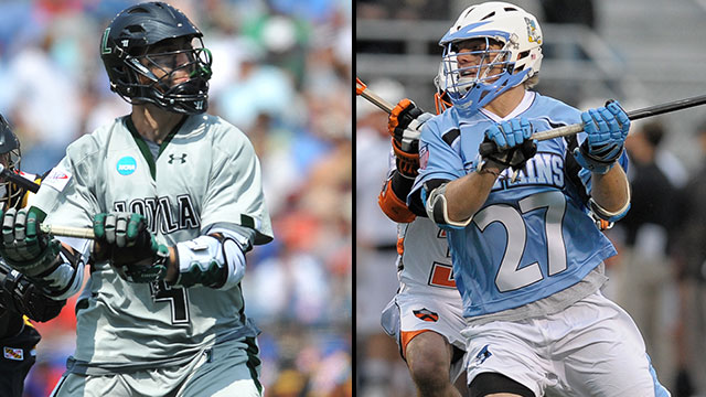 #8 Loyola (MD) vs. #11 Johns Hopkins