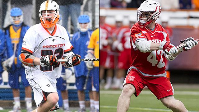 #12 Princeton vs. #4 Cornell