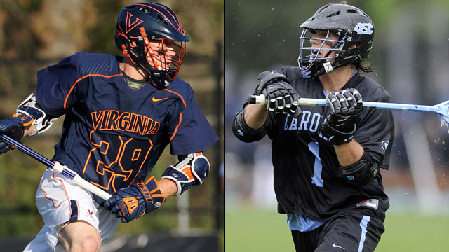 #4 Virginia vs. #2 North Carolina (Championship): 2013 ACC Men's Lacrosse Championship