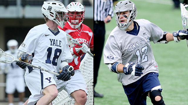 Yale vs. #8 Penn State (First Round): 2013 NCAA Men's Lacrosse Championship