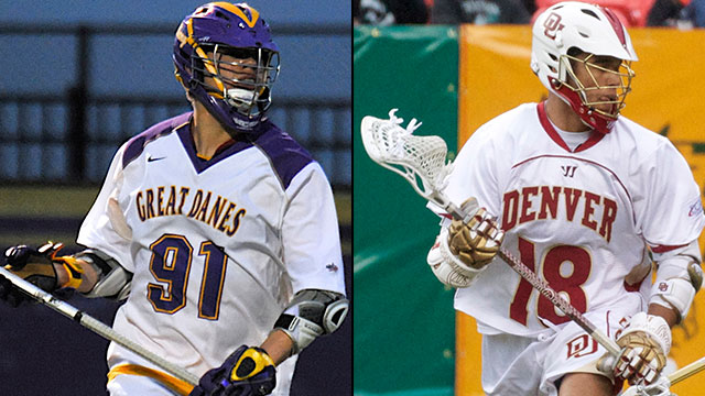 Albany vs. #4 Denver (First Round): 2013 NCAA Men's Lacrosse Championship