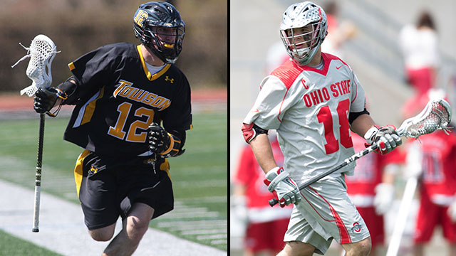 Towson vs. #3 Ohio State (First Round): 2013 NCAA Men's Lacrosse Championship