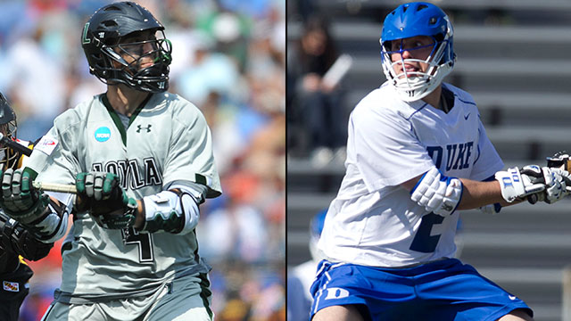Loyola (MD) vs. #7 Duke (First Round): 2013 NCAA Men's Lacrosse Championship