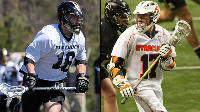 Bryant vs. #1 Syracuse (First Round): 2013 NCAA Men's Lacrosse Championship 