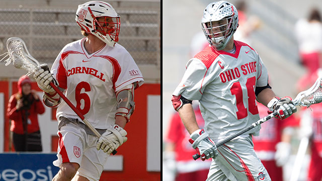 Cornell vs. #3 Ohio State (Quarterfinal #1): 2013 NCAA Men's Lacrosse Championship 