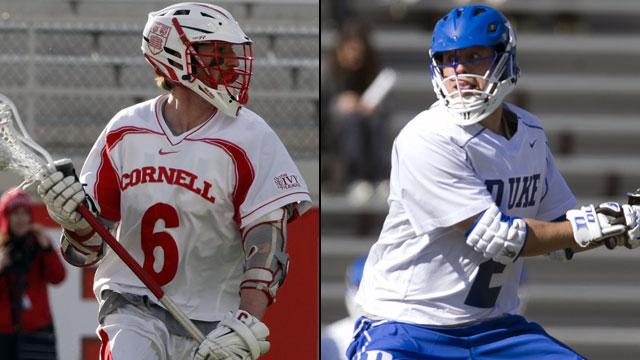Cornell vs. #7 Duke (Semifinal #1): 2013 NCAA Men's Lacrosse Championship