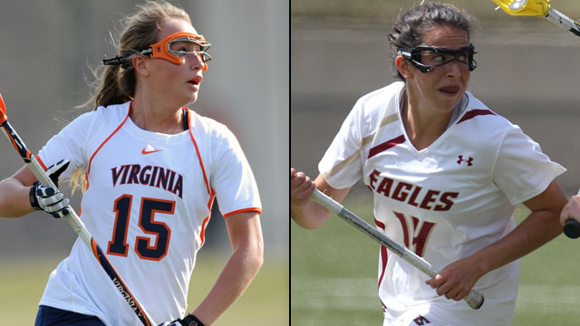 #4 Virginia vs. #5 Boston College (Quarterfinal #1): ACC Women's Lacrosse Championship