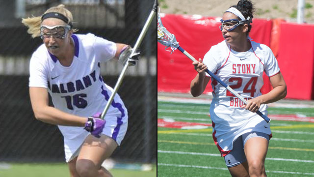 #4 Albany vs. #2 Stony Brook (Exclusive): America East Women's Lacrosse Championship