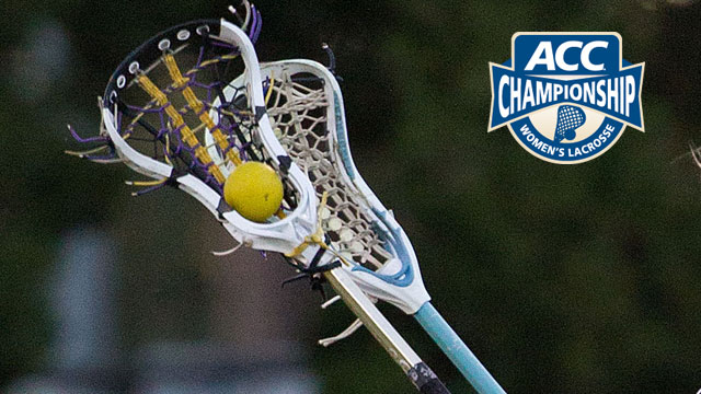 #5 Virginia vs. #1 Maryland (Semifinal #1): 2013 ACC Women's Lacrosse Championship