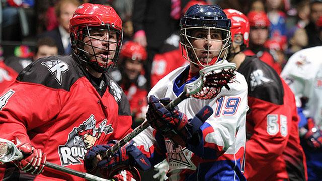 Toronto Rock vs. Calgary Roughnecks