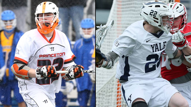 #4 Princeton vs. #2 Yale: 2013 Ivy League Men's Lacrosse Championship
