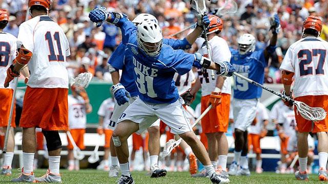 Duke vs. Syracuse (Championship): 2013 NCAA Men's Lacrosse Championship