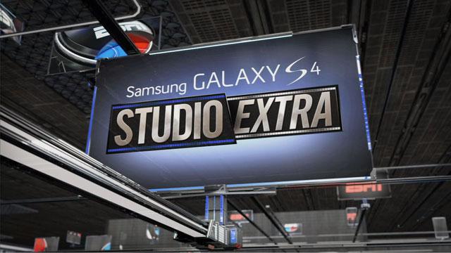 Studio Extra - Miami at San Antonio