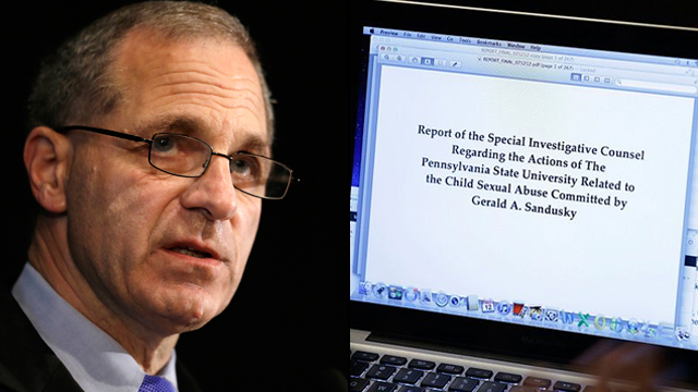 Judge Freeh Penn State Report Live Press Conference