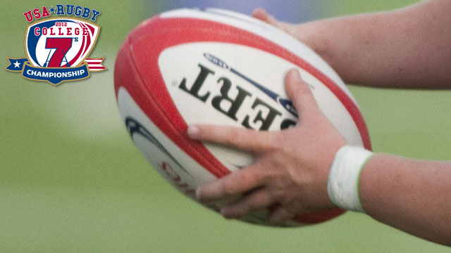 2012 USA Rugby College Sevens National Championship - Men (Semifinals)