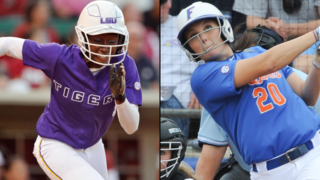 #6 LSU vs. #3 Florida (Quarterfinal #1): SEC Softball Tournament