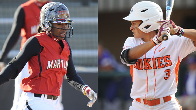#5 Maryland vs. #4 Virginia Tech (Quarterfinal #4): ACC Softball Championship