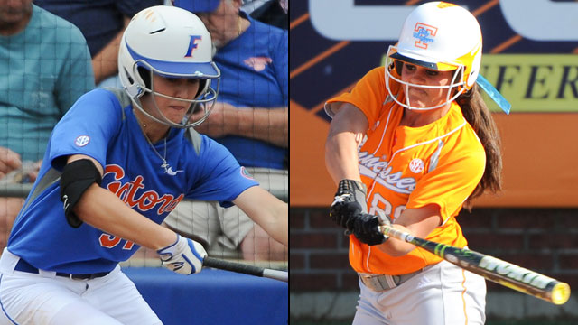 #3 Florida vs. #2 Tennessee: SEC Softball Tournament