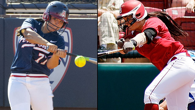 #13 Arizona vs. #4 Oklahoma (Site 3 / Game 1): NCAA Softball Super Regionals
