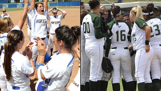 South Florida vs. Hofstra (Site 4 / Game 3): NCAA Softball Super Regionals