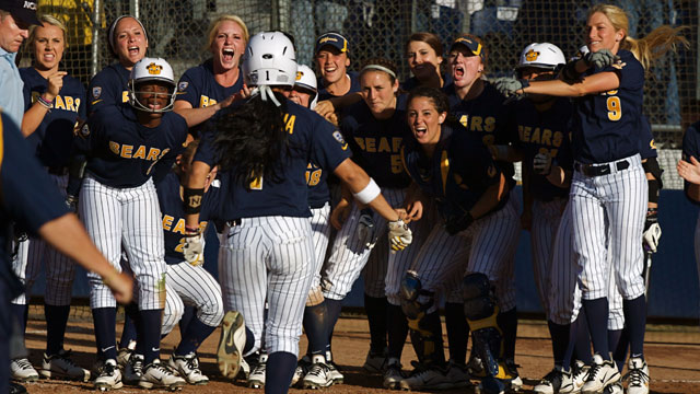 #1 California vs. #16 Washington (Site 8 / Game 2): NCAA Softball Super Regionals