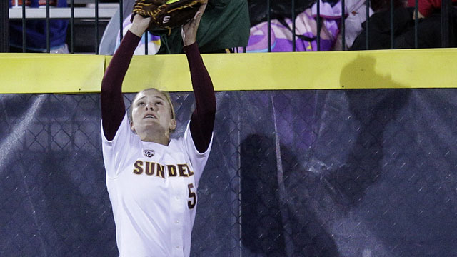 #3 Arizona State vs. LSU (Game #9): NCAA Women's College World Series