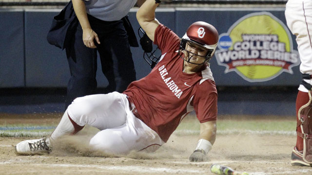 #2 Alabama vs. #4 Oklahoma (WCWS Finals Game 2): NCAA Women's College World Series