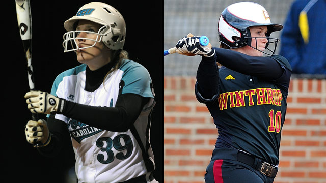 Coastal Carolina vs. Winthrop