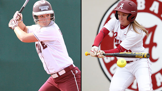 Watch Mississippi State vs. Alabama - NCAA Softball Live Online at ...