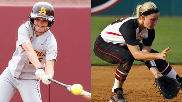 #5 Arizona State vs. Georgia (Site 2/Game 6): 2013 NCAA Softball Regionals