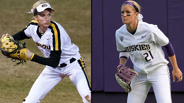 #6 Missouri vs. #11 Washington (Site 2 / Game 2): 2013 NCAA Softball Super Regionals