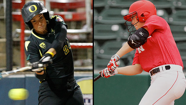 #3 Oregon vs. #14 Nebraska (Site 7 / Game 2): 2013 NCAA Softball Super Regionals