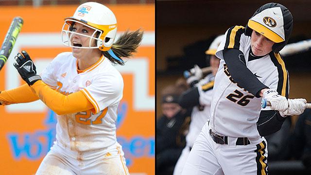 #2 Tennessee vs. #11 Missouri