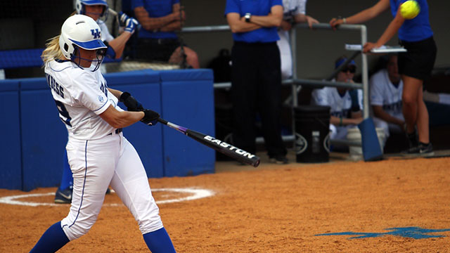 #10 South Carolina vs. #7 Kentucky (Game #2): 2013 SEC Softball Tournament