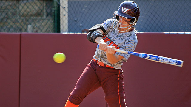 #6 Virginia Tech vs. #3 Maryland (Quarterfinal #1): 2013 ACC Softball Championship