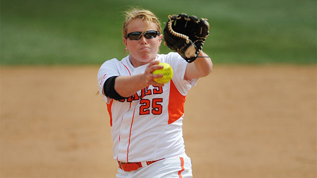#6 Virginia Tech vs. #2 North Carolina State (Semifinal #1): 2013 ACC Softball Championship