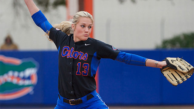 #5 Georgia vs. #1 Florida (Semifinal #1): 2013 SEC Softball Tournament