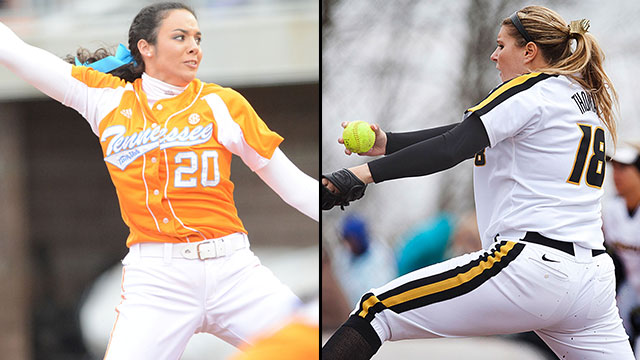 #3 Missouri vs. #2 Tennessee (Semifinal #2): 2013 SEC Softball Tournament