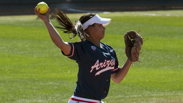 Pennsylvania vs. Arizona (Site 1 / Game 4): 2013 NCAA Softball Regionals