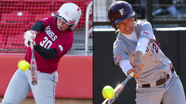 Arkansas vs. Fordham (Site 3/Game 5) : 2013 NCAA Softball Regionals (Site 3 / Game 5)