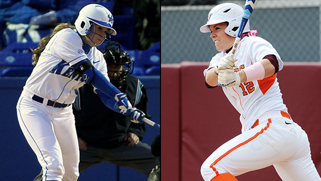 #12 Kentucky vs. Virginia Tech (Site 4 / Game 7): 2013 NCAA Softball Regionals