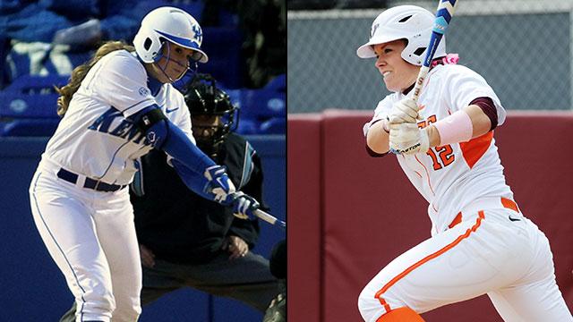 #12 Kentucky vs. Virginia Tech (Site 4 / Game 7): 2013 NCAA Softball Regionals