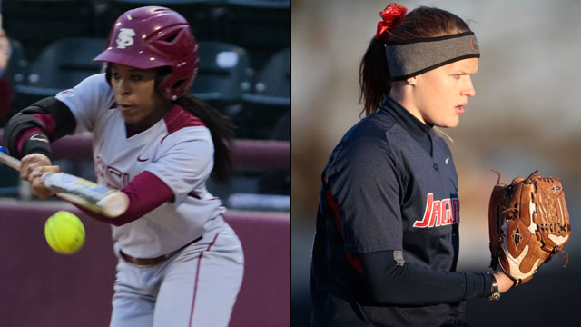 Florida State vs. South Alabama (Site 6 / Game 7): 2013 NCAA Softball Regionals