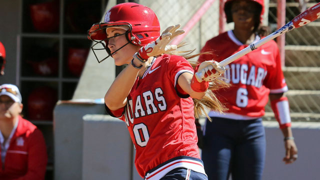 Houston vs. South Carolina (Site 8 / Game 5): 2013 NCAA Softball Regionals