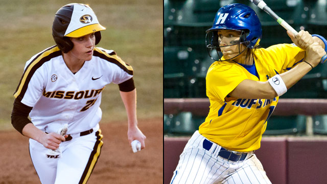 #6 Missouri vs. Hofstra (Site 7 / Game 6): 2013 NCAA Softball Regionals