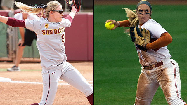 #5 Arizona State vs. #4 Texas (Game #3): 2013 NCAA Women's College World Series