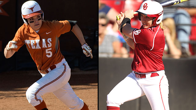 #4 Texas vs. #1 Oklahoma (Game #6): 2013 NCAA Women's College World Series