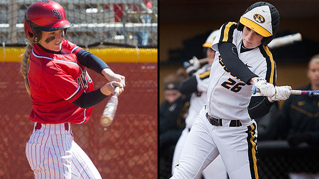 Stony Brook vs. #6 Missouri (Site 7 / Game 2): 2013 NCAA Softball Regionals